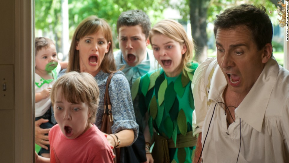 """<strong>""""Alexander and the Terrible, Horrible, No Good, Very Bad Day""""</strong> (October 10): The screen adaptation of the 1972 book stars Steve Carell and Jennifer Garner as the parents of 11-year-old Alexander. You may have figured out by the title that things aren't going so well for him, but that doesn't stop the laughs from coming."""