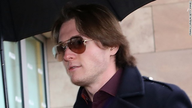 Sollecito: I am not responsible for this