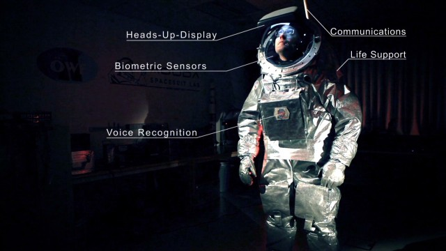 Is this the ultimate space suit for Mars?