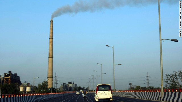 "New Delhi's ""killer pollution"": deterrent to travelers?"