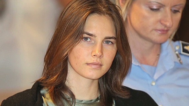 Amanda Knox convicted and sentenced