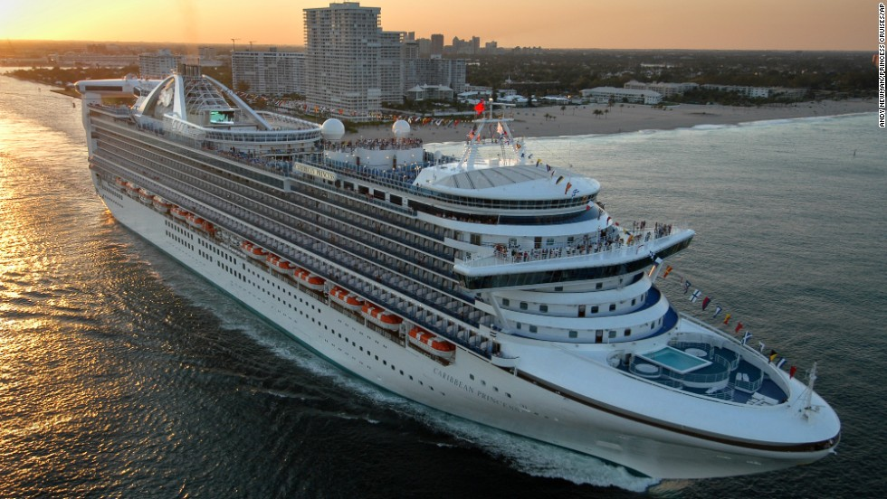 A norovirus outbreak aboard Princess Cruises' Caribbean Princess sickened 181 passengers and 11 crew members during a late January 2014 sailing.