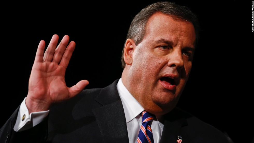 New Jersey Gov. Chris Christie has started a series of town halls in New Hampshire to test the presidential waters, becoming more comfortable talking about national issues and staking out positions on hot topic debates.