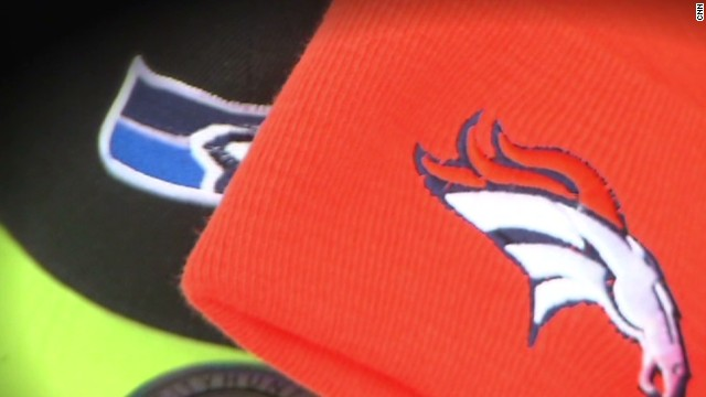 Buyers beware of fake Super Bowl goods