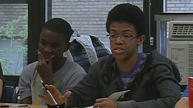 Film details impact of race on education