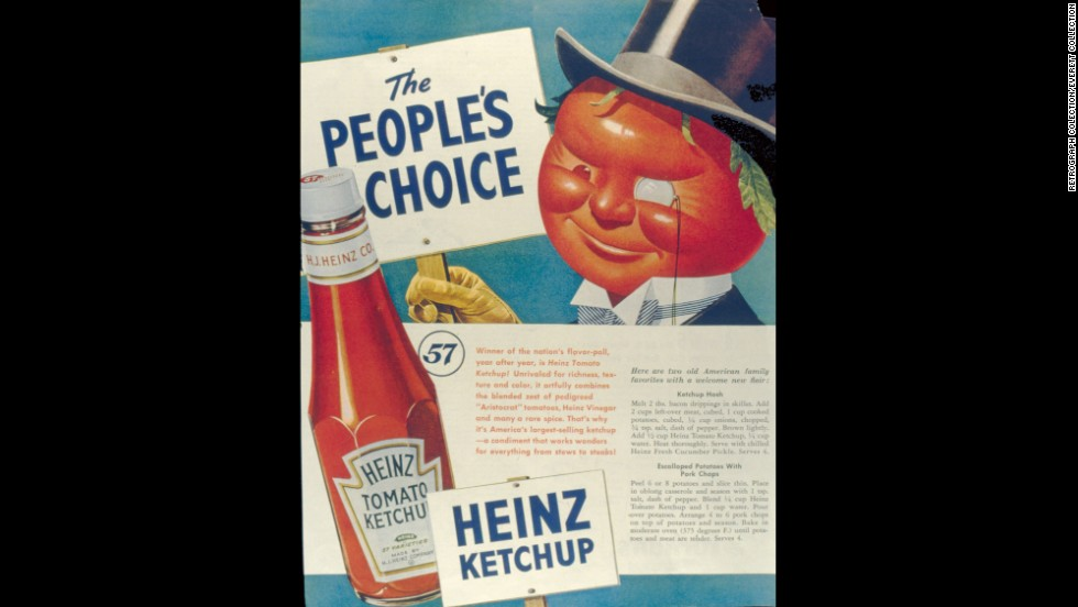 "<strong>Ketchup (China): </strong>The word ketchup is derived from the Chinese <em>ke-tsiap</em>, a pickled fish sauce, which tastes more like soy sauce. Fermented sauces went through a lot of changes throughout their history, <a href=""http://www.npr.org/blogs/codeswitch/2013/12/02/248195661/ketchup-the-all-american-condiment-that-comes-from-asia"" target=""_blank"">but it does seem that a Philadelphian gets the credit for adding the defining ingredient, tomatoes, in the early 19th century</a>."