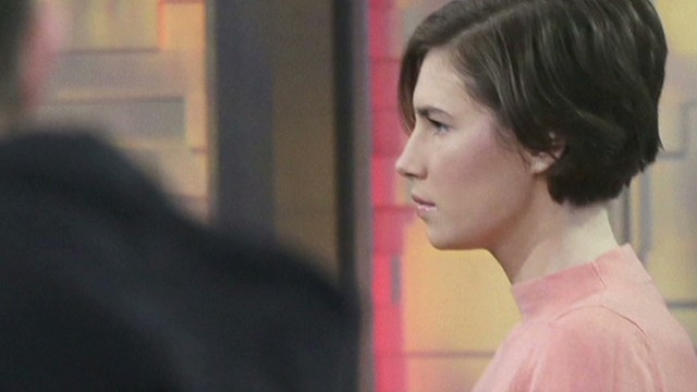 Amanda Knox vows to fight