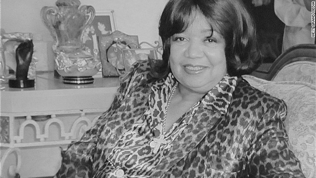 Anna Gordy Gaye, older sister of Berry Gordy and ex-wife of Marvin Gaye, died at 92.