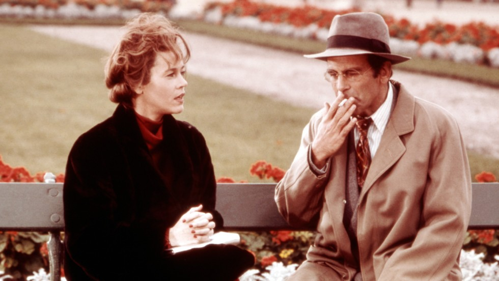 "Schell appears in ""Julia"" with Jane Fonda in 1977. Schell received a Best Supporting Actor nomination for the film."