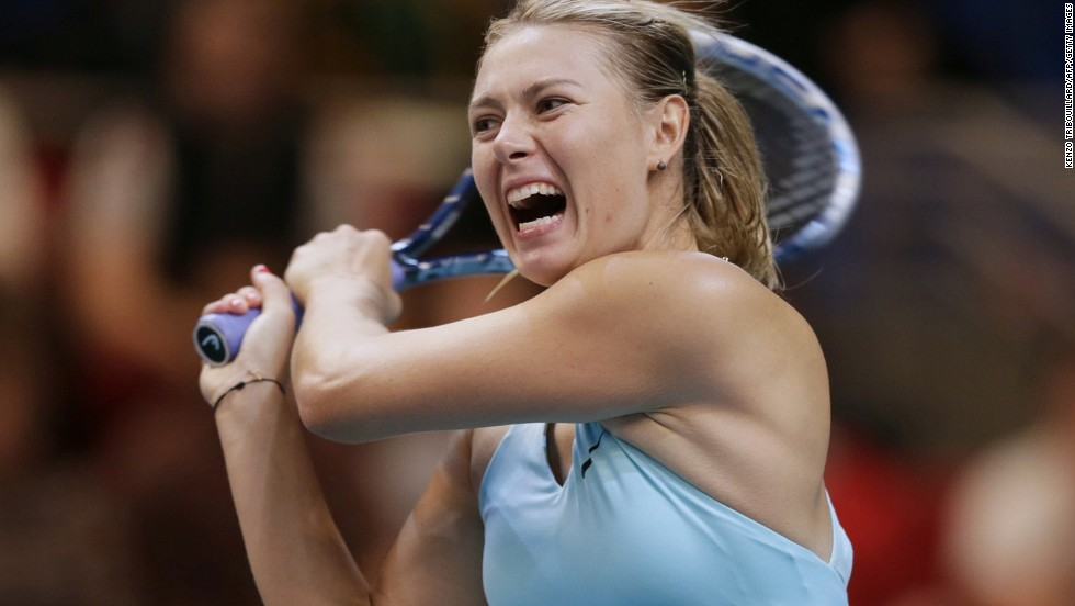 World No. 5 Maria Sharapova failled to live up to her billing as top seed at the Paris Open as she lost to fellow Russian Anastasia Pavlyuchenkova in the semifinals.