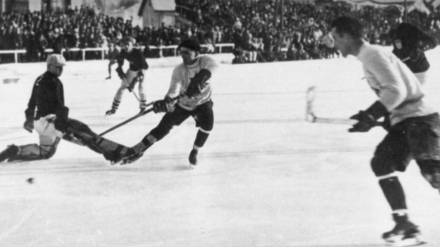 History of the Winter Games