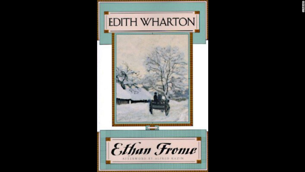 "<a href=""http://www.amazon.com/Ethan-Frome-Edith-Wharton/dp/B005GNLCQC/ref=sr_1_1?s=books&ie=UTF8&qid=1331915472&sr=1-1"" target=""_blank"">""Ethan Frome,""</a> by Edith Wharton"