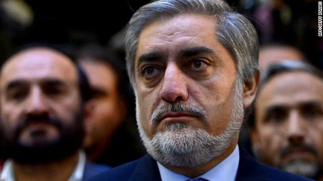 Abdullah Abdullah on Afghan future