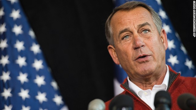 Boehner's 'about face' on immigration
