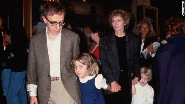 Woody Allen: I did not molest Dylan