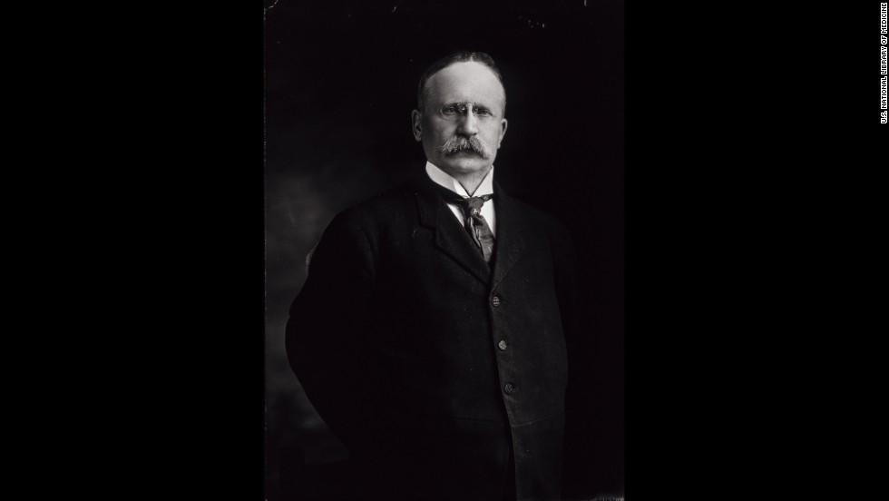Walter Wyman (1891-1911)