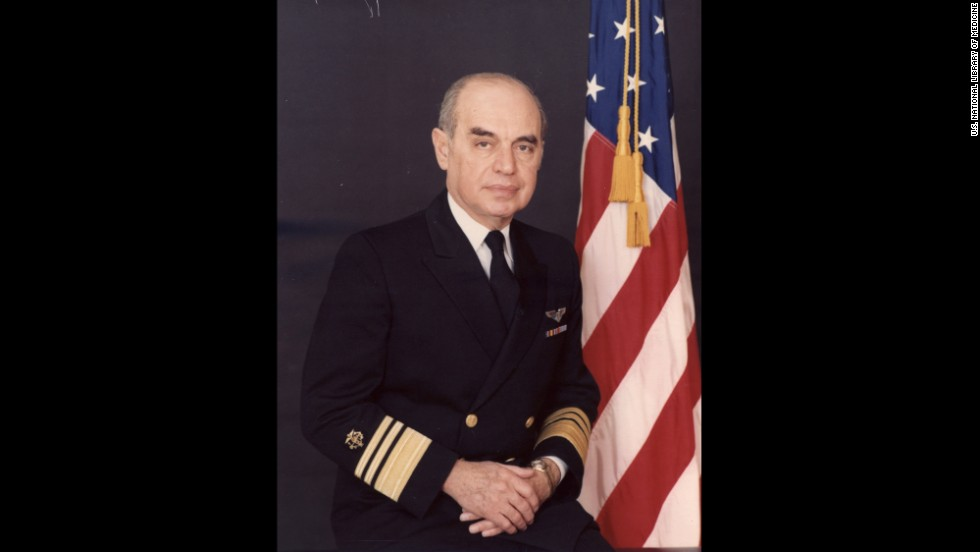 Julius B. Richmond (1977-1981)