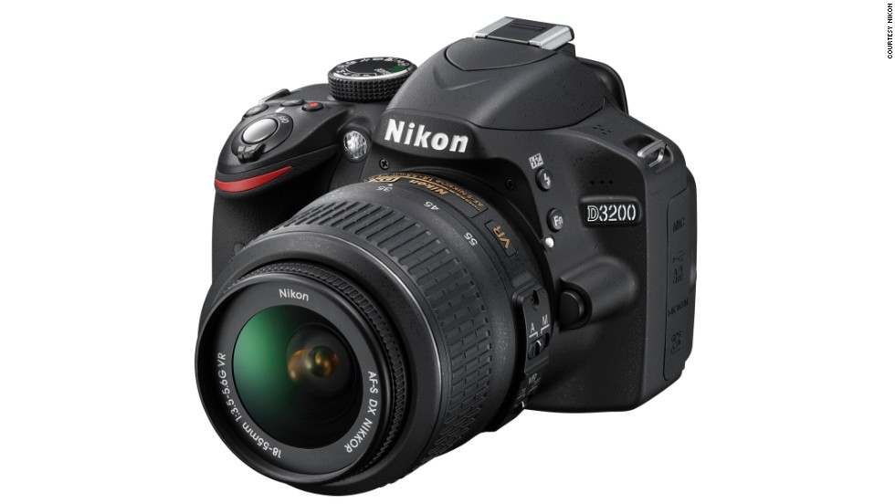 <strong>Nikon D3200</strong>. Still one of the smallest, lightest DSLR cameras available more than a year after its launch, the Nikon D3200 is an entry-level camera. If you intend to print your travel photos, this camera is a reasonably priced and travel-friendly step into the world of DSLRs.