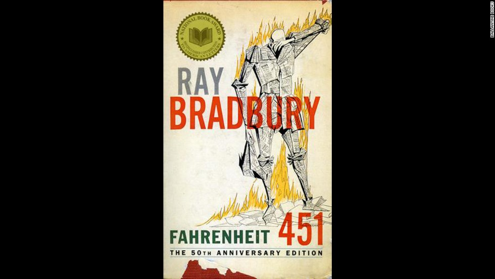 'Fahrenheit 451' by Ray Bradbury