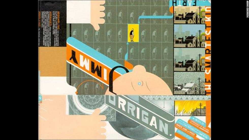 'Jimmy Corrigan: Smartest Kid on Earth' by Chris Ware