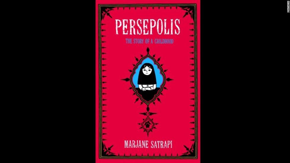 'Persepolis' by Marjane Satrapi