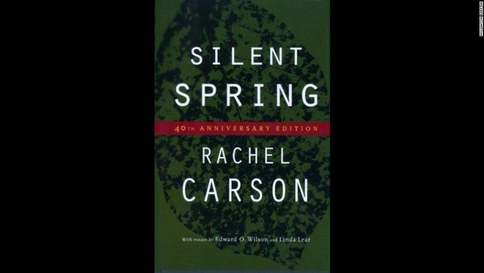 'Silent Spring' by Rachel Carson