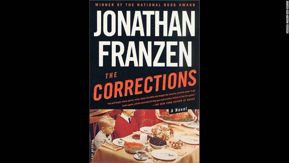 'The Corrections' by Jonathan Franzen
