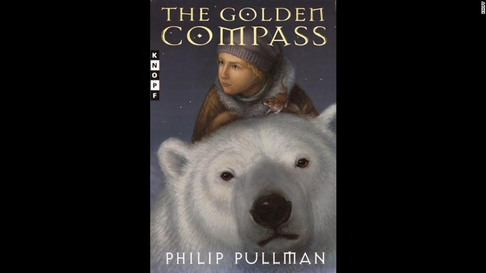 'The Golden Compass: His Dark Materials' by Philip Pullman