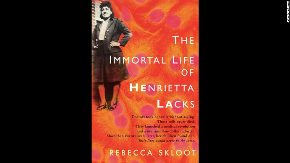 'The Immortal Life of Henrietta Lacks' by Rebecca Skloot