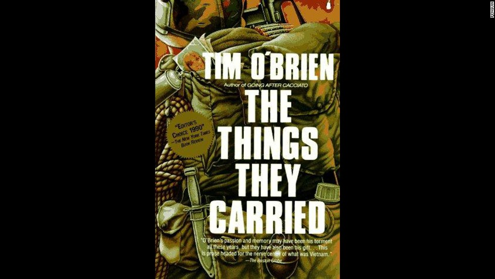 'The Things They Carried' by Tim O'Brien