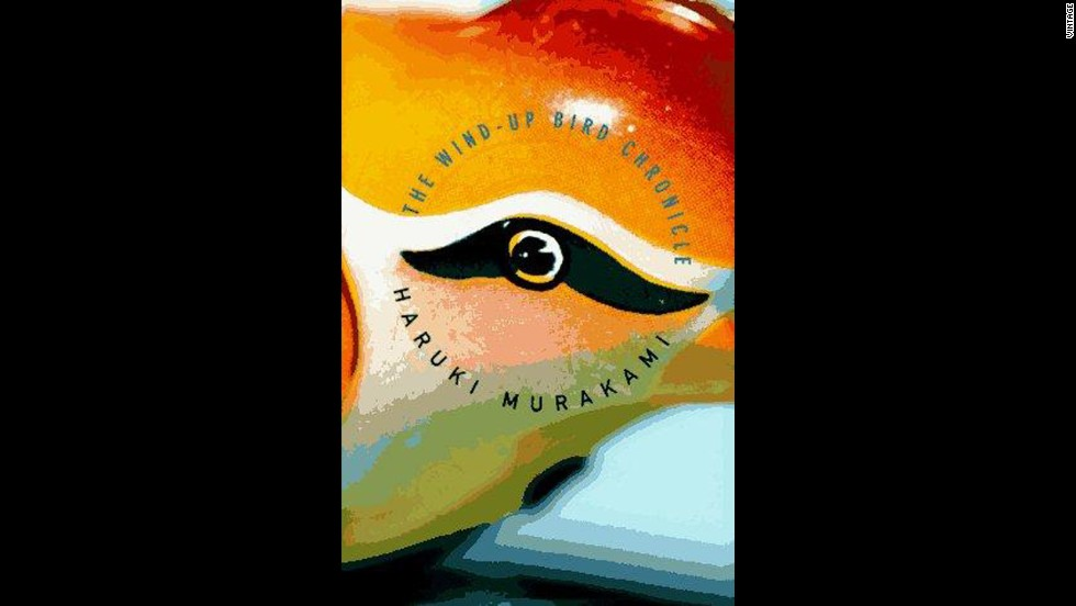 'The Wind-Up Bird Chronicle: A Novel' by Haruki Murakami