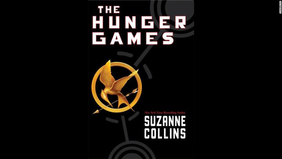 """The Hunger Games"" by Suzanne Collins"