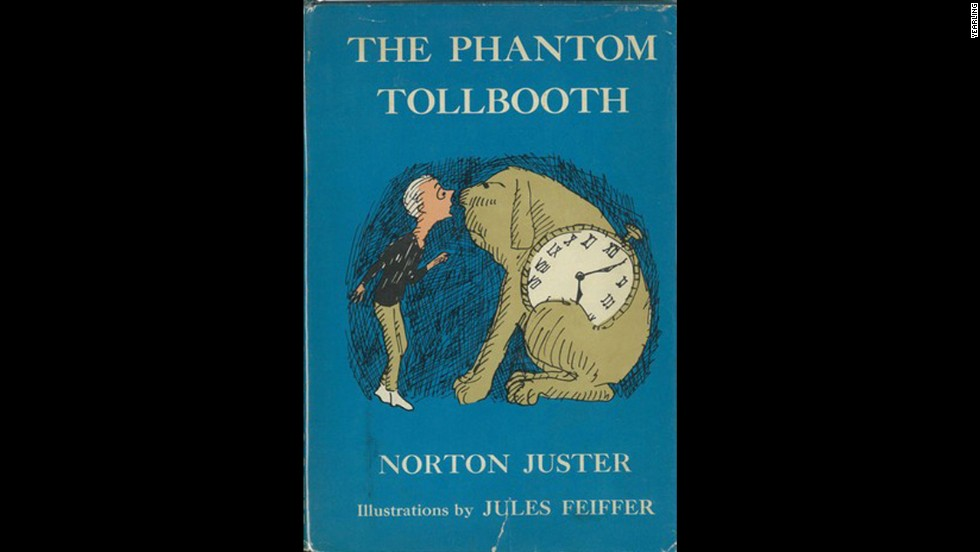 'The Phantom Tollbooth' by Norton Juster