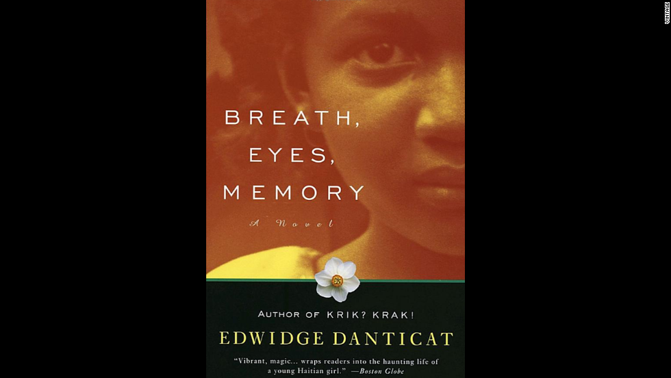 'Breath, Eyes, Memory' by Edwidge Danticat