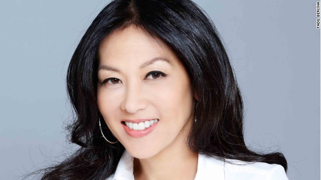 "Amy Chua, co-author of ""The Triple Package"""