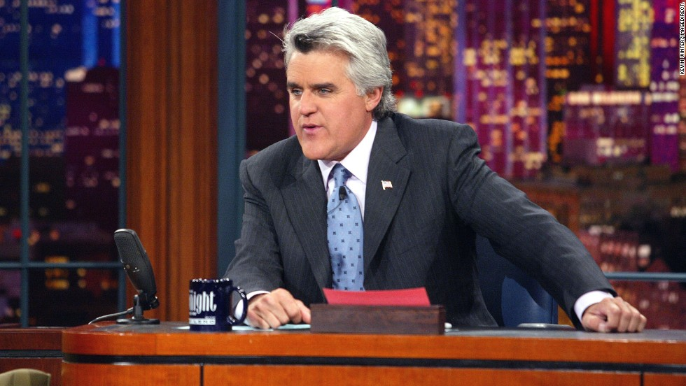 Jay Leno makes surprise appearance on 'Tonight Show'