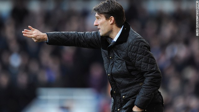 Michael Laudrup was sacked by English Premier League side on Tuesday.