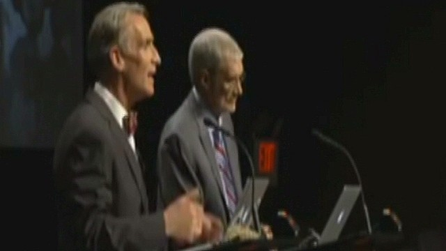 Creationist debates Bill Nye on evolution
