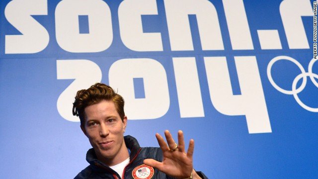 Shaun White has announced he will not compete in the Slopestyle event at Sochi 2014.