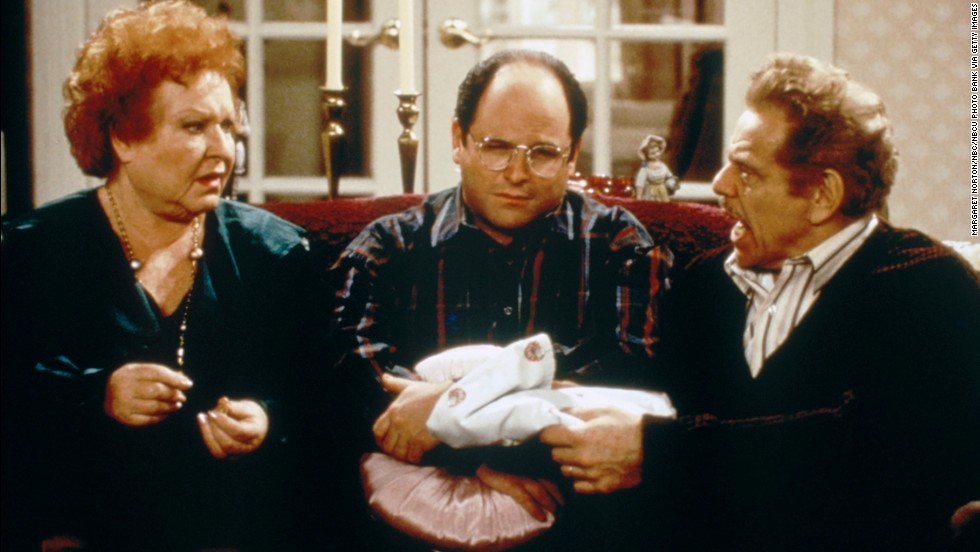 Estelle Harris starred as George's mother, Estelle Costanza.