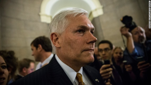 Texas Republican Pete Sessions drops bid to replace Eric Cantor in House leadership