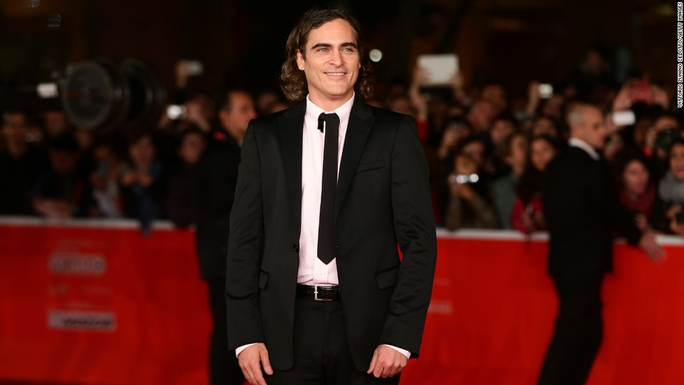 "OK, so Joaquin Phoenix is from the United States -- but not the ""states"" part. He was born in the U.S. territory of Puerto Rico and lived there until he was 6."