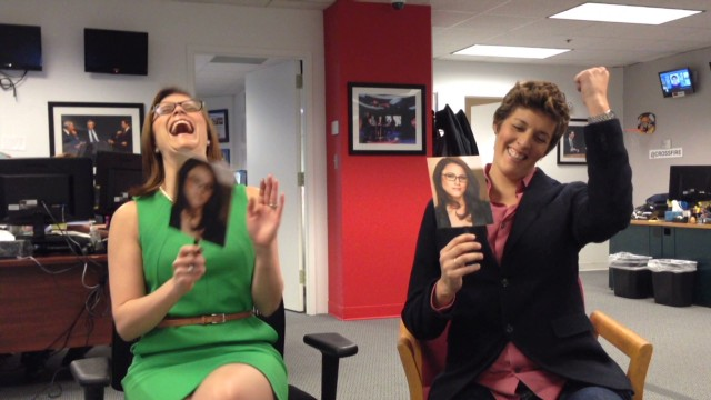 Tweet wars with Sally Kohn and S.E. Cupp