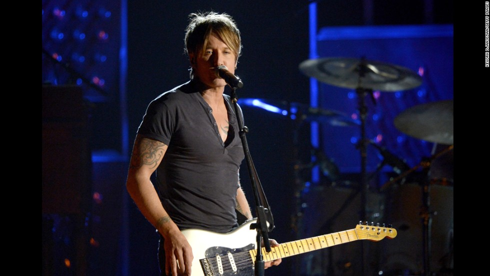 Keith Urban may be a top-selling country singer, but his roots are far from Nashville. He was born in New Zealand and grew up in Australia. He moved to the United States in 1992.