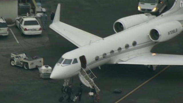 Source: Bieber filled jet with pot smoke