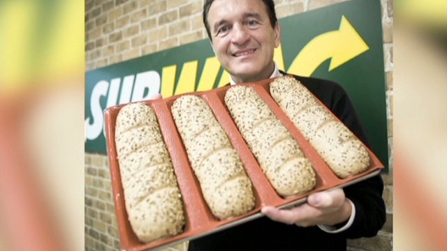 Subway removing chemical from bread