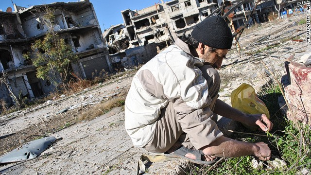 Homs civilian evacuation deal reached