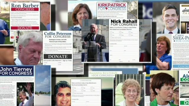 GOP sets up fake sites to fool Democrats
