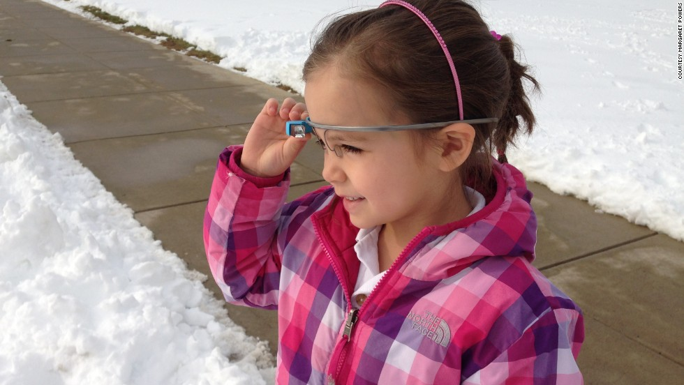 "After a recent run of winter weather, kindergarten students at the Episcopal Academy used Google Glass to explain <a href=""http://365daysofglass.com/post/75623506999/365-days-of-glass-day-73-today-a-few-of-our"" target=""_blank"">what they know about snowflakes</a>. Powers created a blog, 365 Days of Glass, to record how students and educators at the school are using the product."