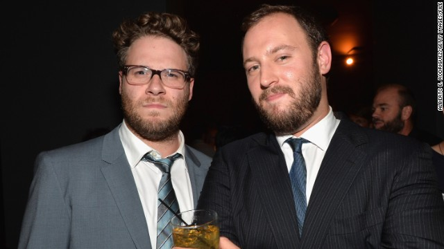 "Seth Rogen and Evan Goldberg are on board to write the pilot of AMC's adaptation of ""Preacher."""